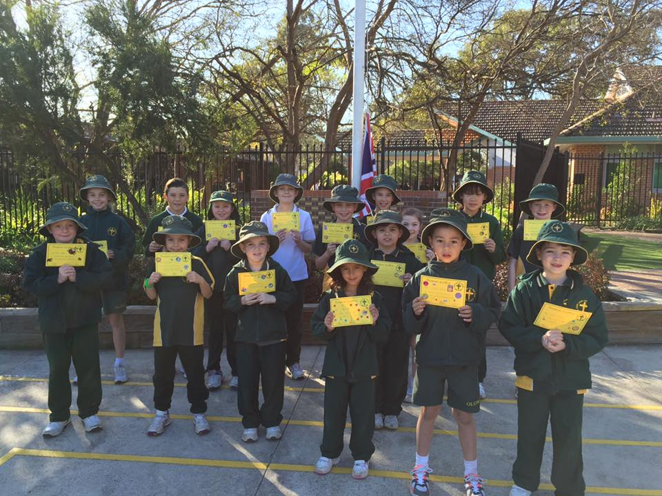 Grade Awards Term 3 Week 4 2016