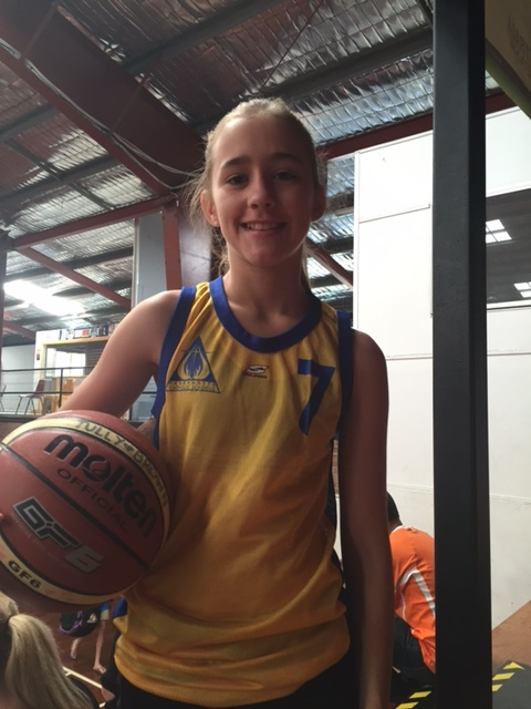 Tully Brown McKillop Basketball Tournament 2016